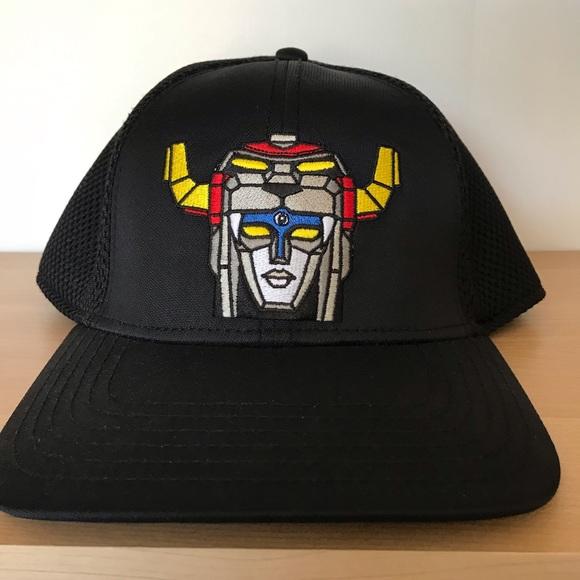 e188b6b82 Voltron Hat Black